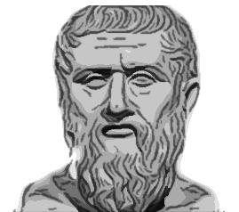 プラトン イラスト