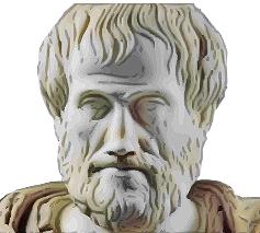 アリストテレス イラスト